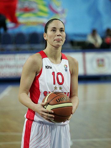 10. Sue Bird (Spartak)